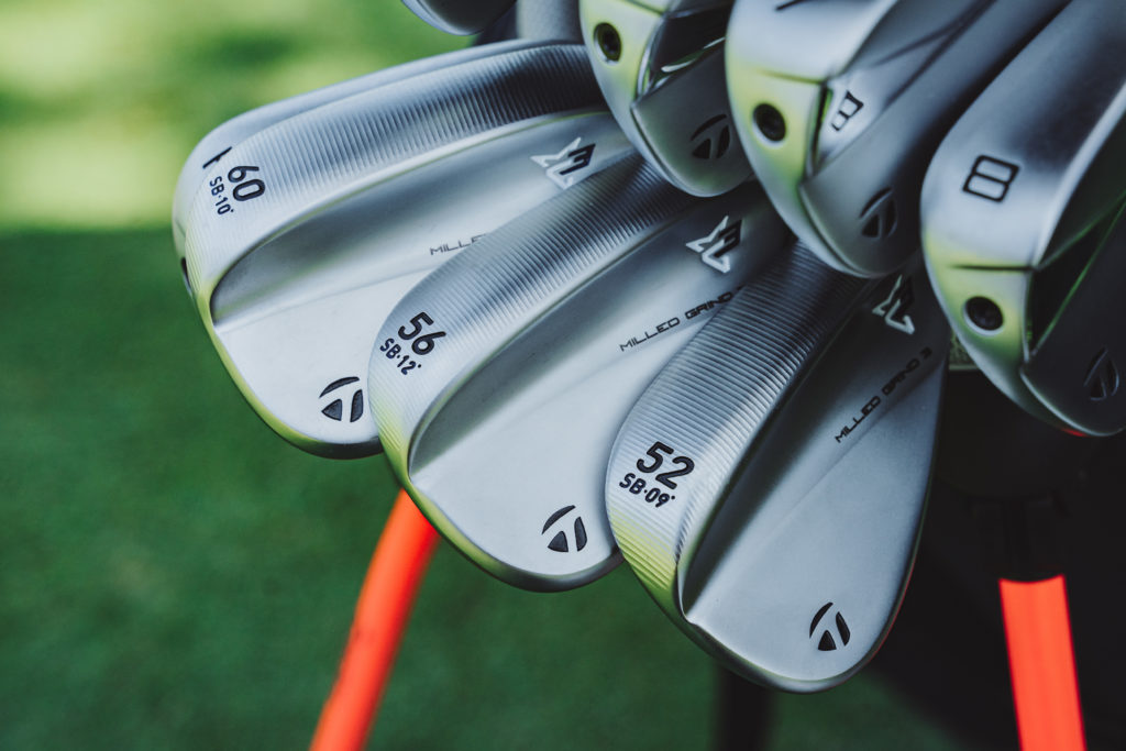 TaylorMade Milled Grind 3 Wedges